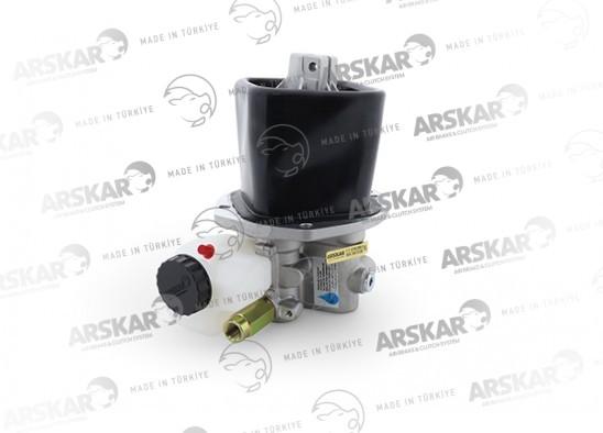 Gear Lever Actuator / AK.4198.000.0 / 626661AM, 0002604198, 0002607298