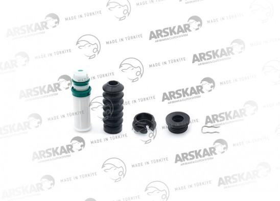 Kit di riparazione, cilindro operatore frizione / RK.0706 / MKG190110.4.1, MKG190110.4.2