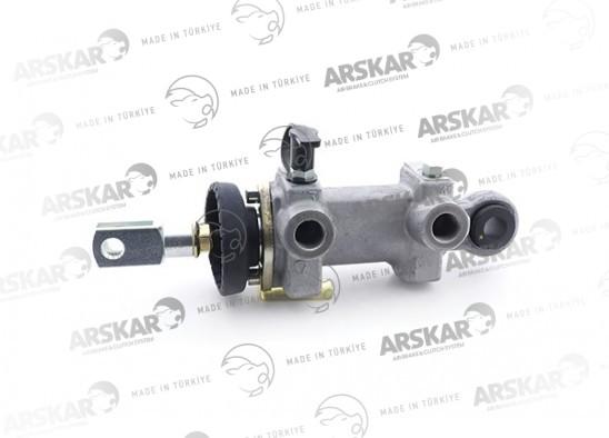Schakelcilinder / AK.3363.000.0 / 626664AM, 0012603363